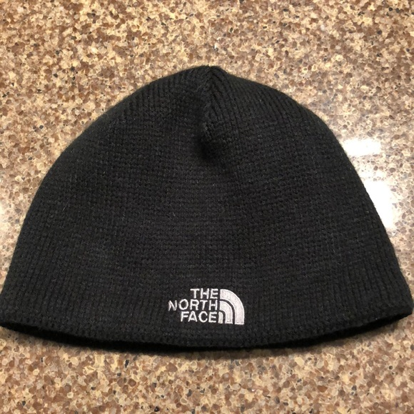North Face Accessories - The North Face  Bones  fleece-lined beanie 04409c066cc
